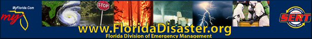 Florida Disaster logo